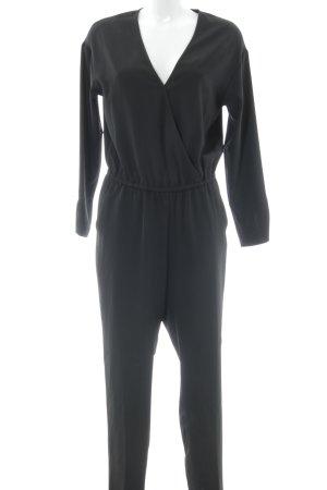 H&M Tuta nero stile casual