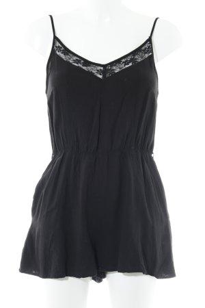 H&M Jumpsuit schwarz Casual-Look