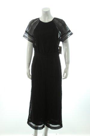H&M Jumpsuit schwarz Eleganz-Look