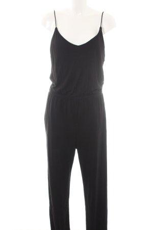 H&M Tuta nero stile minimalista