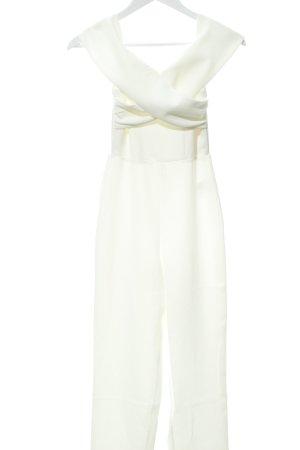 H&M Tuta bianco sporco elegante