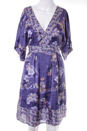 H&M Kaftan florales Muster Casual-Look