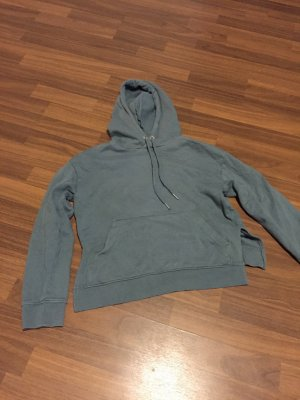 H&M Divided Hooded Sweater slate-gray-pale blue