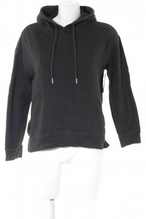 H&M Kapuzenpullover taupe Casual-Look
