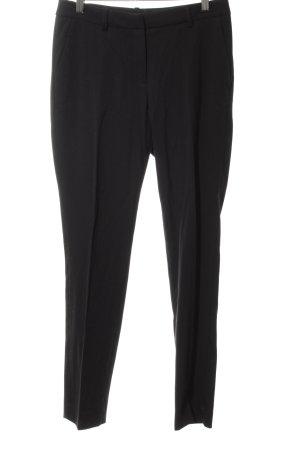 H&M Pantalon fuselé noir style d'affaires
