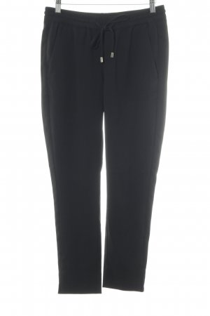 H&M Pantalone peg-top nero stile professionale
