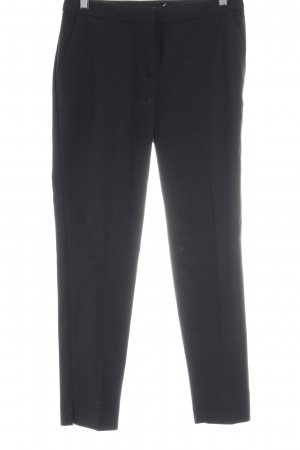 H&M Karottenhose schwarz Business-Look