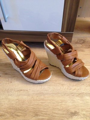 H&M Keilabsatz sandalette