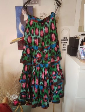 Kenzo H&M Maxi Skirt multicolored