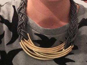 H& M Kette / Silber - grau - Gold  ***LAST SALE***