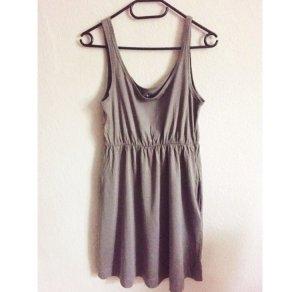 H&M khaki Kleid