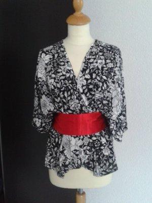 H&M Kimono 38 NEU florales Muster