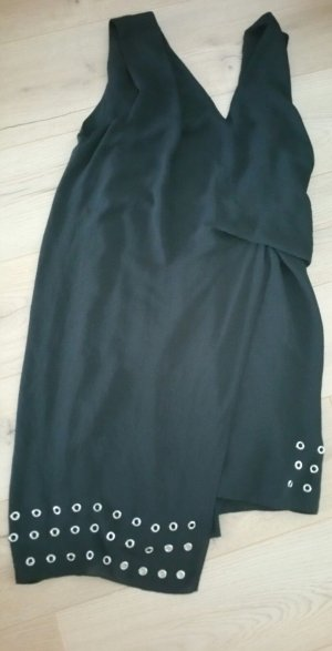 H&M Kleid 40 Nieten asymmetrisch