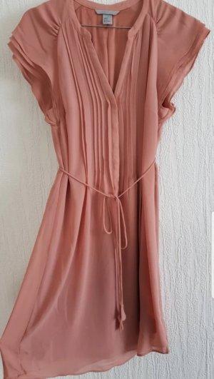 H&M Kleid Altrosa / Rosé