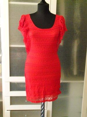 H&M Kleid aus Spitze Gr S top
