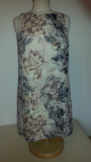 H&M  - Kleid - Blumen - Sommerkleid - Gr.38