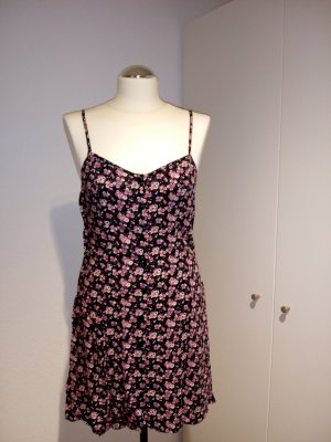 H&M Kleid Blumendruck