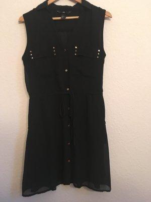 H&M Kleid Blusenkleid Gr. 36
