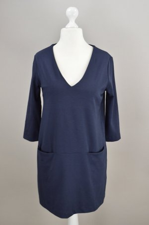 H&M Kleid Businesskleid blau Größe S