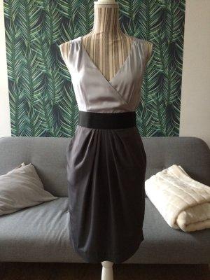 H&M Kleid Cocktailkleid Abendkleid 36 S klassisch elegant