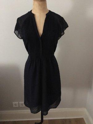 H&M Babydoll Dress dark blue