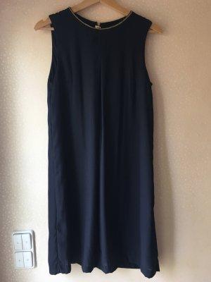 H&M Mini-jurk donkerblauw