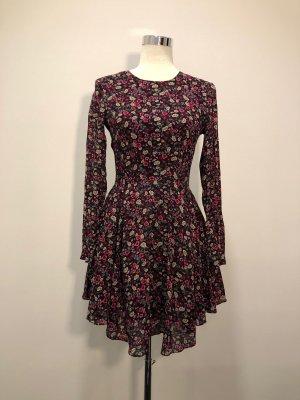 H&M Kleid geblümt