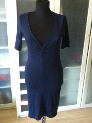H&M Kleid Gr. 34 royalblau top