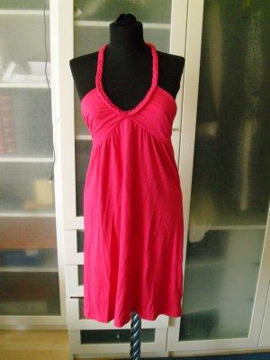 H&M Kleid Gr. 36 fuchsia top Zustand