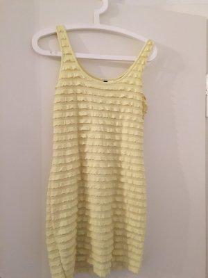 H&M Kleid Gr. 38, gelb
