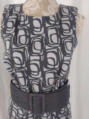 H&M Kleid Gr. 38 tolle Musterung