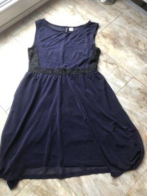 H&M Divided Midi Dress multicolored