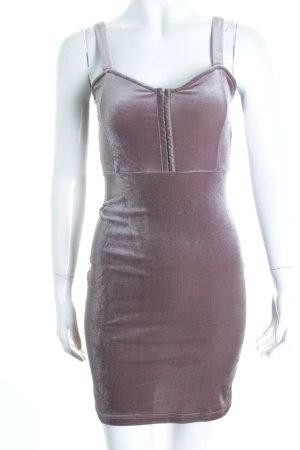 H&M Kleid graulila extravaganter Stil
