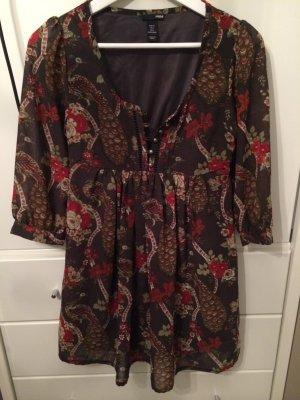 H&M Kleid Größe 34 Blusenkleid