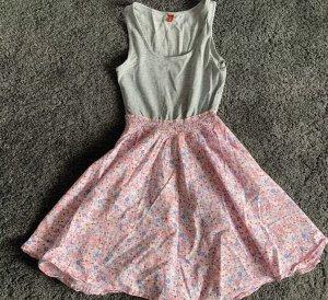 H&M Beach Dress light grey-light pink