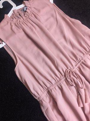 H&M Kleid in alt Rosa