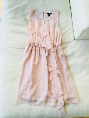 Hennes Collection by H&M Vestido de chifón rosa