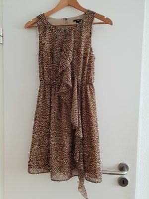 H&M Shortsleeve Dress multicolored