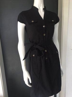 H&M Kleid in Schwarz Gr. 38