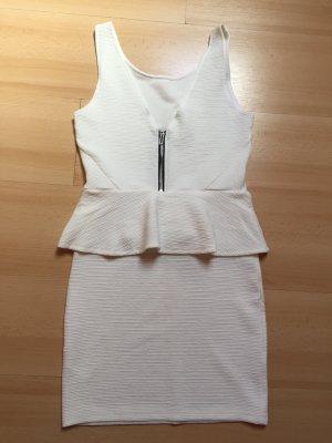 H&M Kleid in weiß Gr. 38