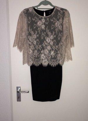 H&M Kleid Kleidchen Mini Gr.S