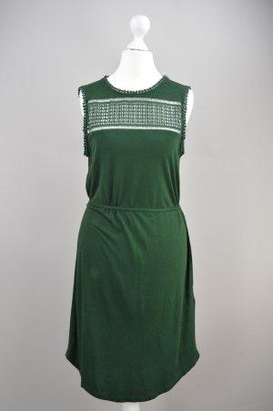 H&M Kleid locker geschnitten grün Größe S