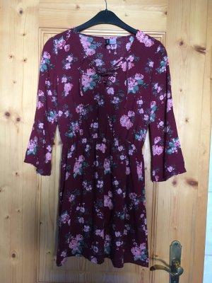 H&M Kleid mit 3/4-Ärmeln