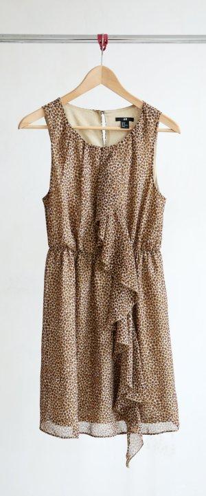 H&M Kleid mit Rüsche