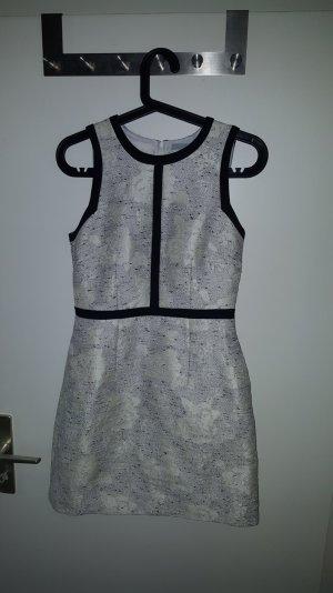H&M Kleid mit Rundhalsausschnitt