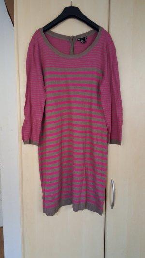 H & M Kleid mit Streifen,.Gr.M