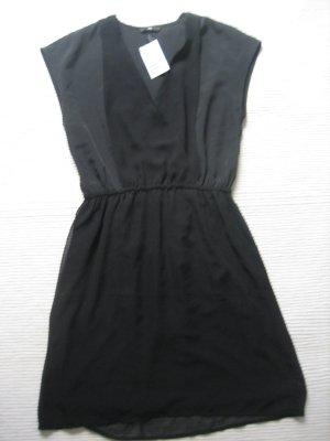 H&m kleid neu schwarz gr. 36 s