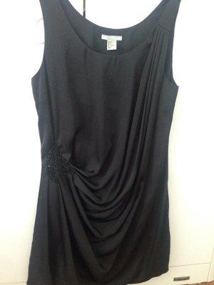 H&M kleid neuw. schwarz schwarz 34/xs