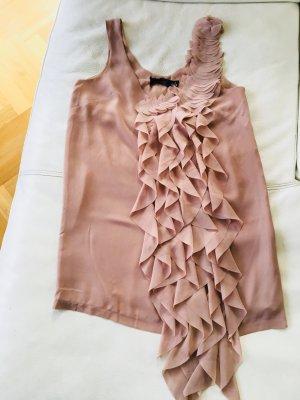 ** H&M Kleid, nude rosé TOP **
