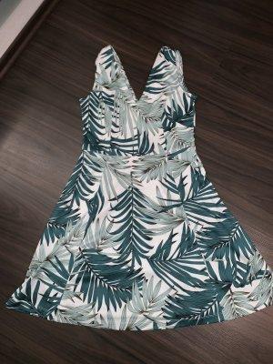 H&M Kleid Palmen
